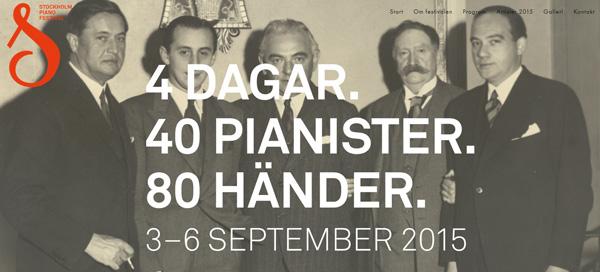 Stockholm Piano Festival